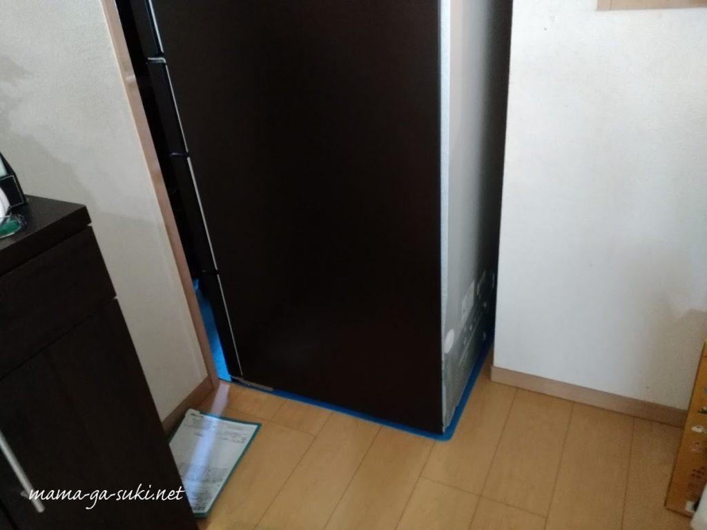 冷蔵庫の買い替えでギリギリ