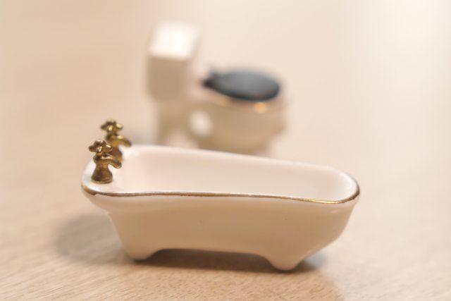 入浴ダイエット浴槽の画像